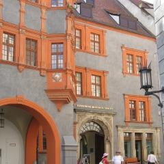 Schlesisches Museum zu Görlitz – Muzeum Śląskie w Görlitz. Kultywuje śląską przynależność górnołużyckiego miasta (fot. A. Lipin)