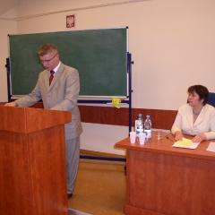 Konferencja w Instytucie Historii Uniwersytetu Opolskiego (26.V.2009)_5